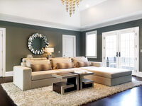 MASTER SUITE SITTING ROOM
